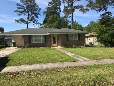 Slidell Single Family Home For Sale: 383 Olive Drive