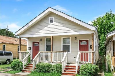 New Orleans Multi Family Home For Sale: 3609 First Street