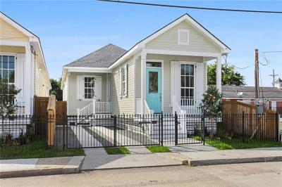 New Orleans Single Family Home For Sale: 1720 Leonidas Street