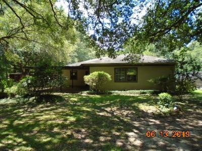 Covington Single Family Home For Sale: 75105 Highway 437 Highway
