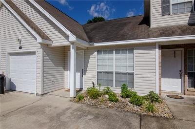 Covington Townhouse For Sale: 103 Covington Meadow Circle