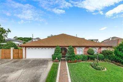Mereaux, Meraux Single Family Home For Sale: 2028 Valmar Street