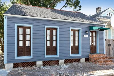 New Orleans Single Family Home For Sale: 3441 Laurel Street