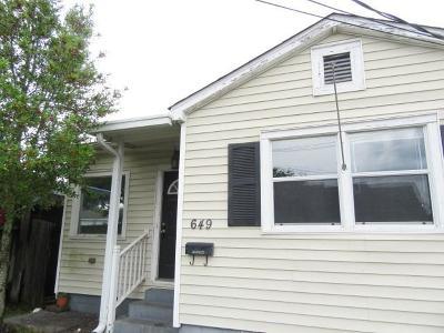 Harvey Single Family Home For Sale: 649 Pailet Avenue