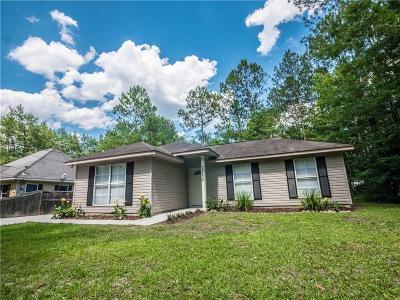 Covington Single Family Home For Sale: 72534 Pansy Street