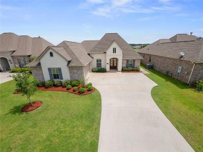 Madisonville Single Family Home For Sale: 1036 Cypress Crossing Drive