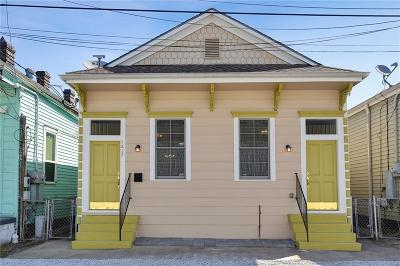 Single Family Home For Sale: 2827 St Peter Street