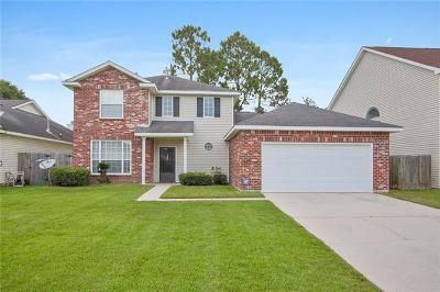 Slidell Single Family Home For Sale: 2053 Heather Lane