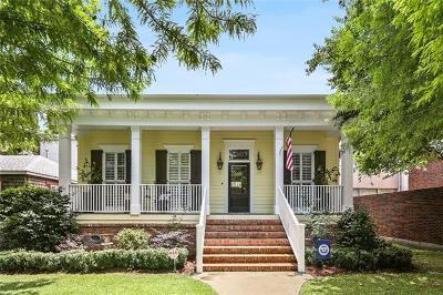 Single Family Home For Sale: 6367 Memphis Street