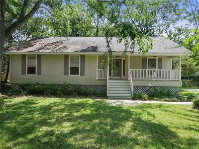 Mandeville Single Family Home For Sale: 321 Scotchpine Drive