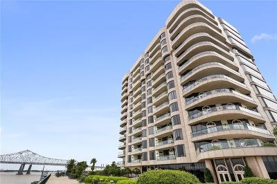 New Orleans Multi Family Home For Sale: 600 Port Of New Orleans Place #4H