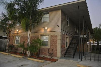 New Orleans Multi Family Home For Sale: 4871 Alsace Street