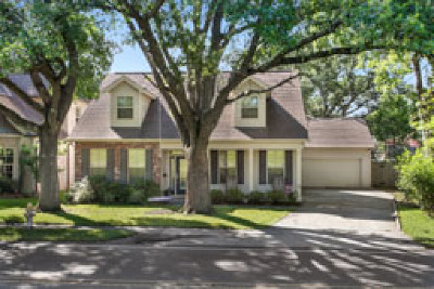 Single Family Home For Sale: 6733 Riverside Drive