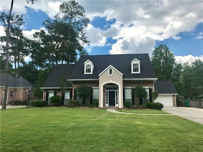 Slidell Single Family Home For Sale: 2143 Hampshire Drive