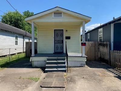New Orleans Single Family Home For Sale: 2818 Tecumseh Street