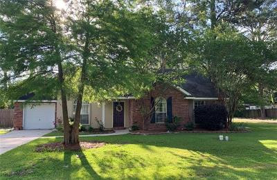 Covington Single Family Home For Sale: 70394 J Street