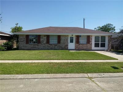 Marrero Single Family Home For Sale: 2932 Lorraine Court