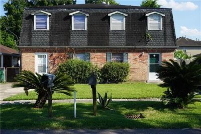 Metairie Multi Family Home For Sale: 6112 Hodgson Street