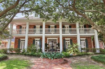 Kenner Single Family Home For Sale: 25 Chateau Magdelaine Drive