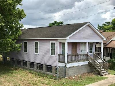 New Orleans Single Family Home For Sale: 2959 Law Street