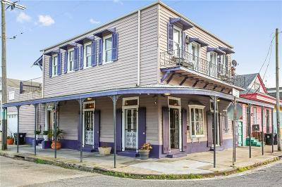 New Orleans Single Family Home For Sale: 1900 N Rampart Street