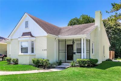 Single Family Home For Sale: 1129 Robert E Lee Boulevard