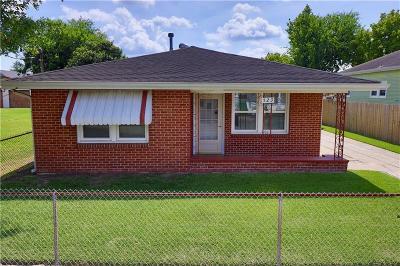 Harvey Single Family Home For Sale: 523 3rd Avenue