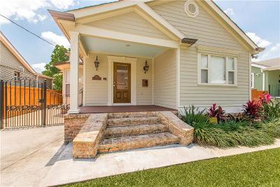 New Orleans Single Family Home For Sale: 1524 Crescent Drive