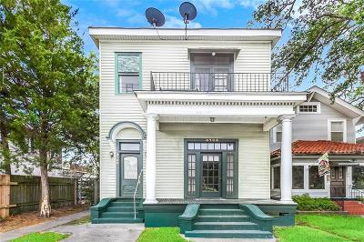 New Orleans Multi Family Home For Sale: 4706-08 Orleans Avenue