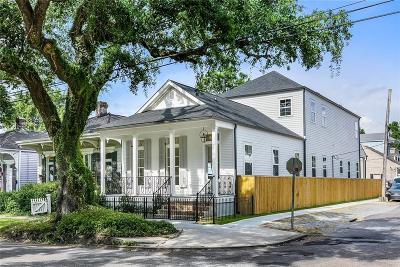 Single Family Home For Sale: 601 Napoleon Avenue