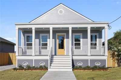 New Orleans Single Family Home For Sale: 5617 Baccich Street
