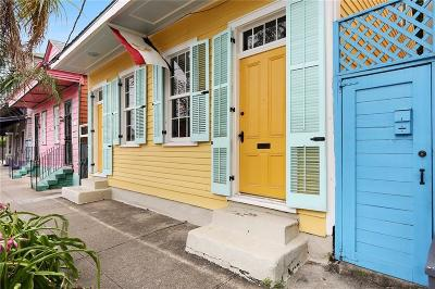 New Orleans Single Family Home For Sale: 1629 Pauger Street