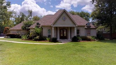 Madisonville Single Family Home For Sale: 116 Dominion Boulevard