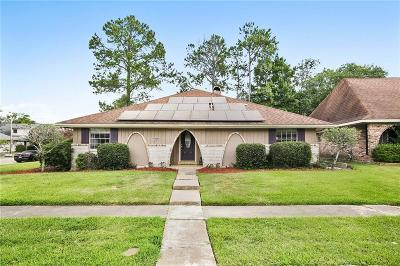 New Orleans Single Family Home For Sale: 3800 Mimosa Drive