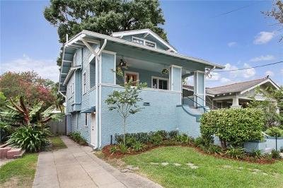 New Orleans Single Family Home For Sale: 7718 Belfast Street