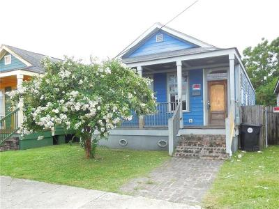 Single Family Home For Sale: 1519 Freret Street