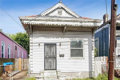New Orleans Single Family Home For Sale: 1228 Music Street