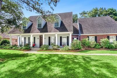 Slidell Single Family Home For Sale: 529 Winbourne Drive