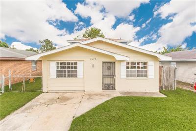 Single Family Home For Sale: 7575 Kingsport Boulevard