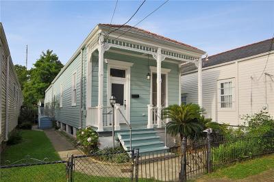 New Orleans Single Family Home For Sale: 3966 Laurel Street