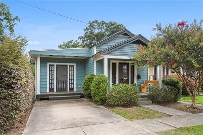 New Orleans Single Family Home For Sale: 6220 York Street
