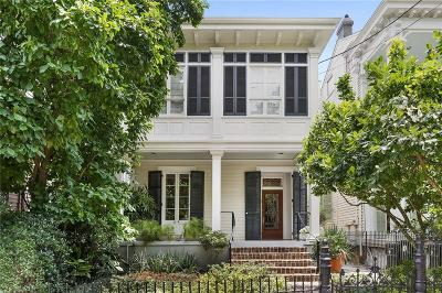 Single Family Home For Sale: 2324 Camp Street