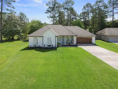 Single Family Home For Sale: 401 Autumn Wind Lane