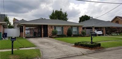 Single Family Home For Sale: 4908 Henry Street