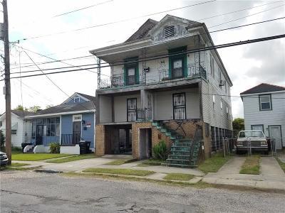 Single Family Home For Sale: 3230 Pauger Street