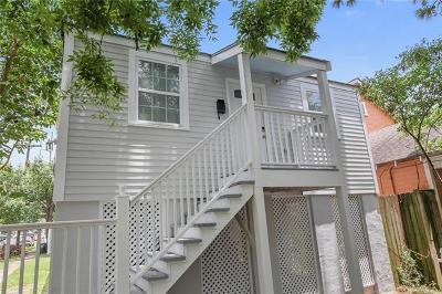 New Orleans Multi Family Home For Sale: 126-28 S Bernadotte Street