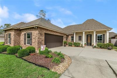 Madisonville Single Family Home For Sale: 151 Raiford Oaks Boulevard