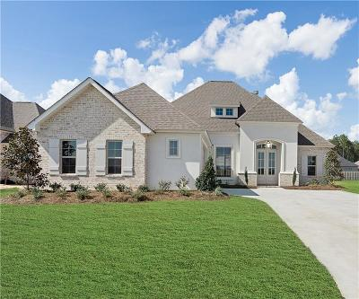 Madisonville Single Family Home For Sale: 8024 Bedico Trail Lane