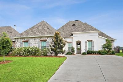 Madisonville Single Family Home For Sale: 1080 Cypress Crossing Drive