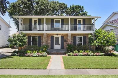 Single Family Home For Sale: 4204 Courtland Drive